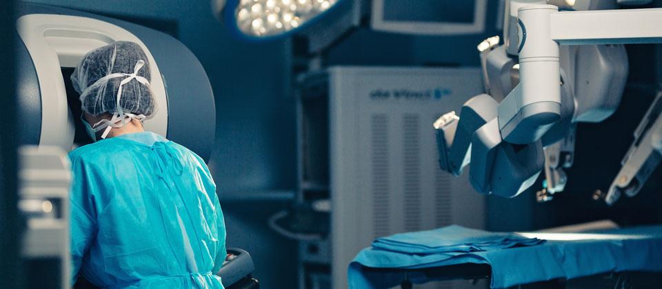 La cirugía robótica un avance tecnológico preciso y seguro