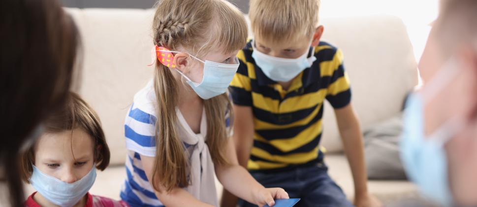 5 formas para reforzar el sistema inmunológico en los niños